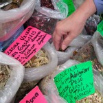 Medicinal Herbs at the Mercado de Artisanías Artisans' Market in San Miguel
