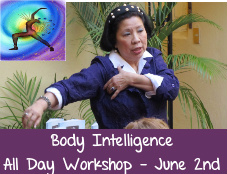 Body Intelligence Workshop by May Yue of Tao of Youth June 2nd, 2012